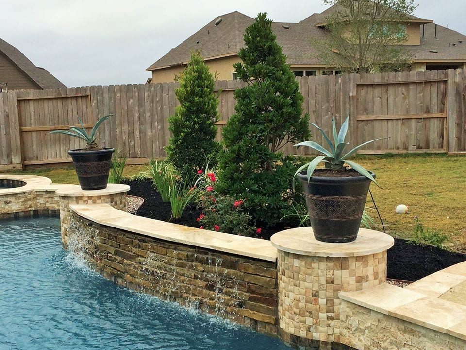 Landscaping and Special Features​